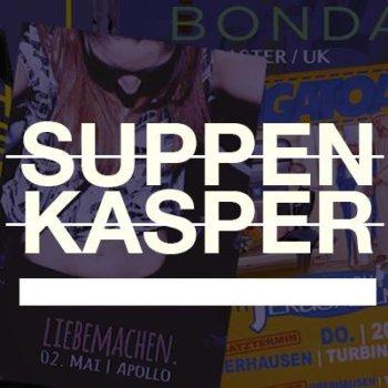 Discover Suppenkasper-Booking, booker in Köln, Nord-rhein-westfalen, DE. Rate, follow, send a message and read about Suppenkasper-Booking on LiveTrigger.