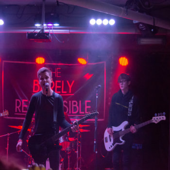 Discover The Barely Responsible, indie rock band in Glasgow, UK. Rate, follow, send a message and read about The Barely Responsible on LiveTrigger.