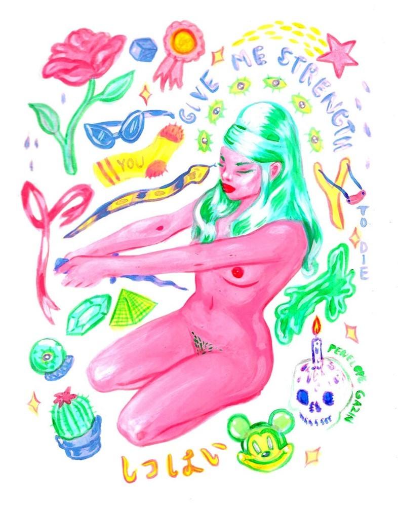 Visual Satiation: Penelope Gazin gallery: image 25 of 15