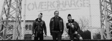 """After the release of their last album """"Accelerate"""", recorded at Šopa Studio in Czech Republic, Overcharge are ready to make a tour trough Switzerland, France and Germany, taking part at Kanivo Chaos Festival (between Auxerre and Dijon) and Meltdown Festival (close to Hamburg)"""