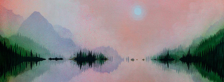 Visual Satiation: Lucas Allen Cook