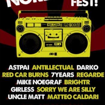 Noreason fest 2019 poster