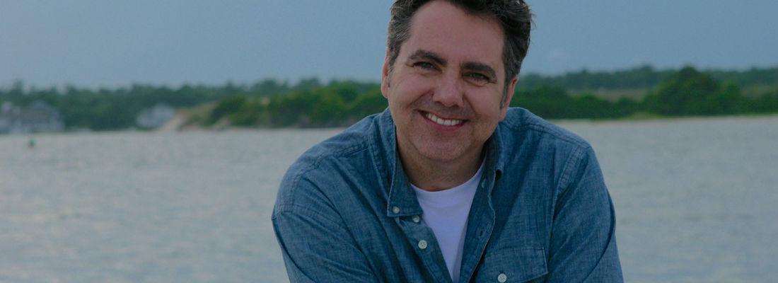 Don Johns cute on the beach