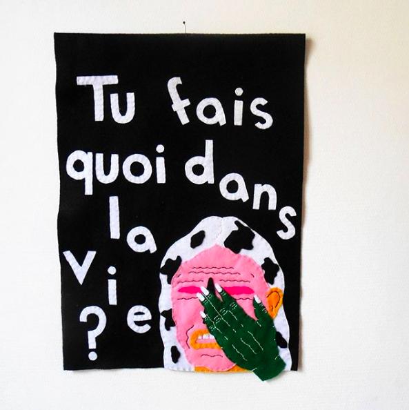 Visual Satiation: PATRICIA LAROCQUE gallery: image 19 of 15