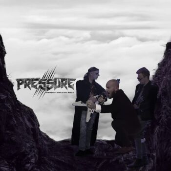 """Pressure, release a song about the pressures to fits into society called """"What You See"""""""